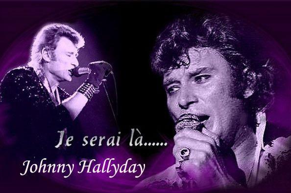 Johnny Hallyday Je Serai La