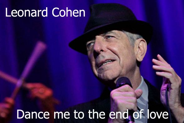 Leonard Cohen – Dance Me to the End of Love (Live in ...